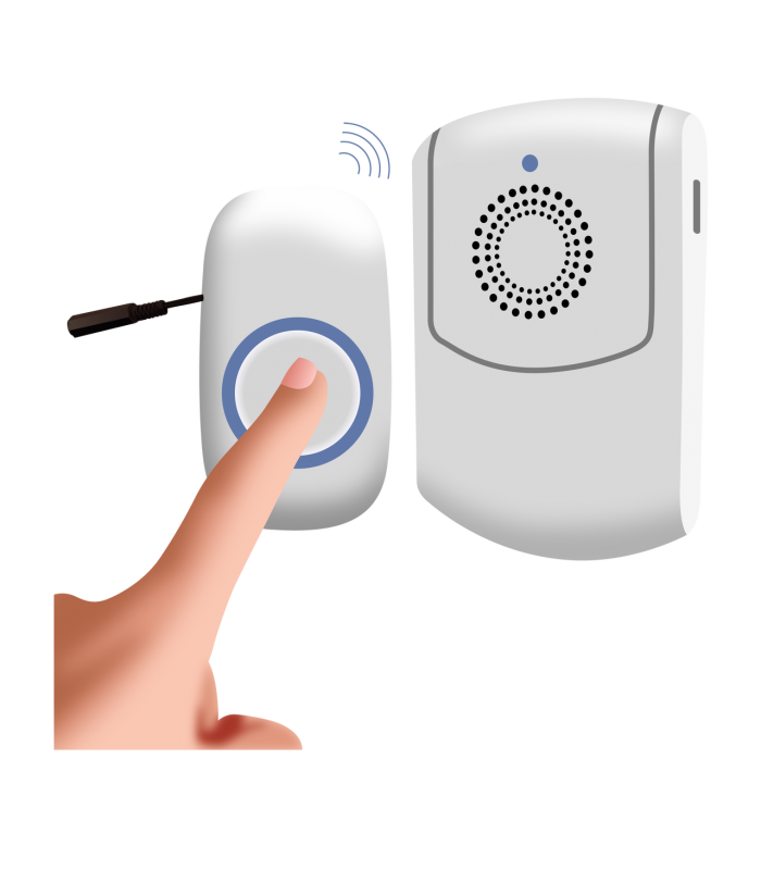Тактильно-звуковой информатор NTI