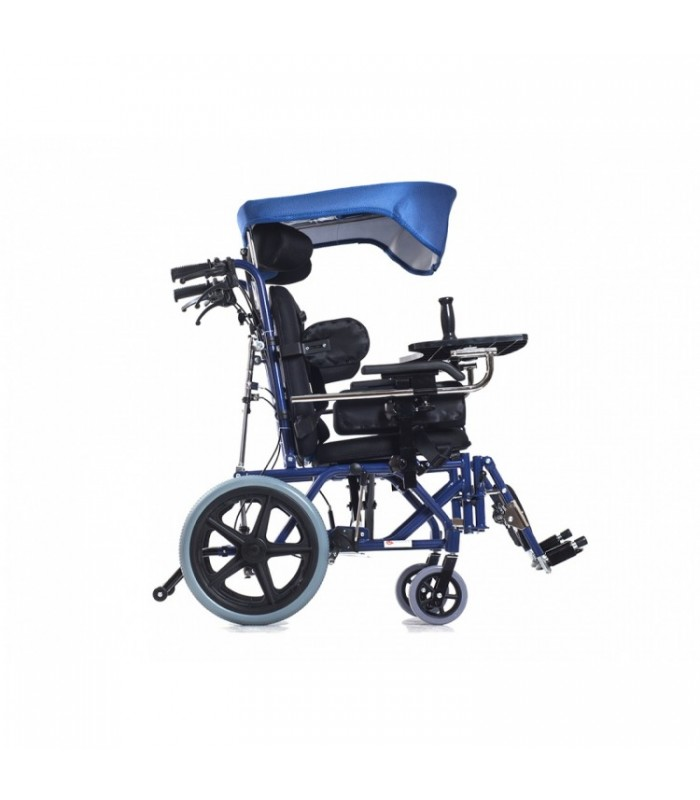 Функциональная кресло-коляска  для детей с ДЦП Silver M