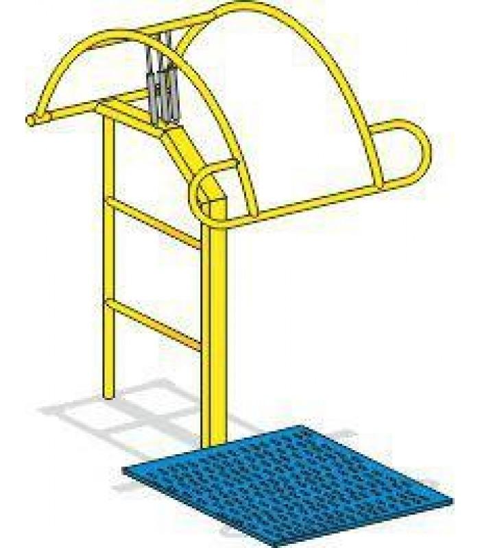 Тренажер для детей с проблемами ОДА ТО-60