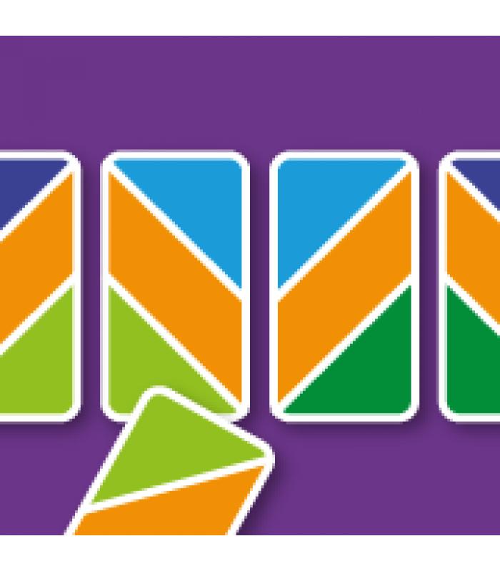 Тактильное домино - набор для развития и коррекции