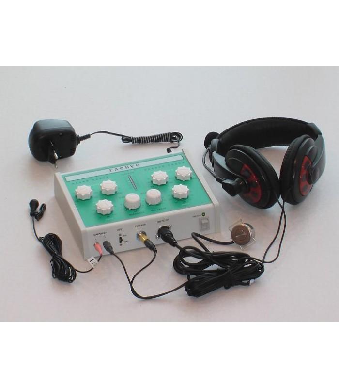 Устройство по развитию речи у слабослышащих и глухих детей Глобус
