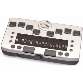 Портативный органайзер с вводом/выводом шрифтом Брайля и синтезатором речи Pronto!18 V3