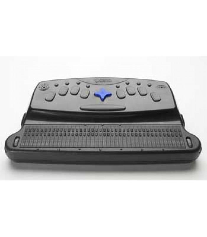 Портативный органайзер с вводом/выводом шрифтом Брайля и синтезатором речи OMNI BX 440