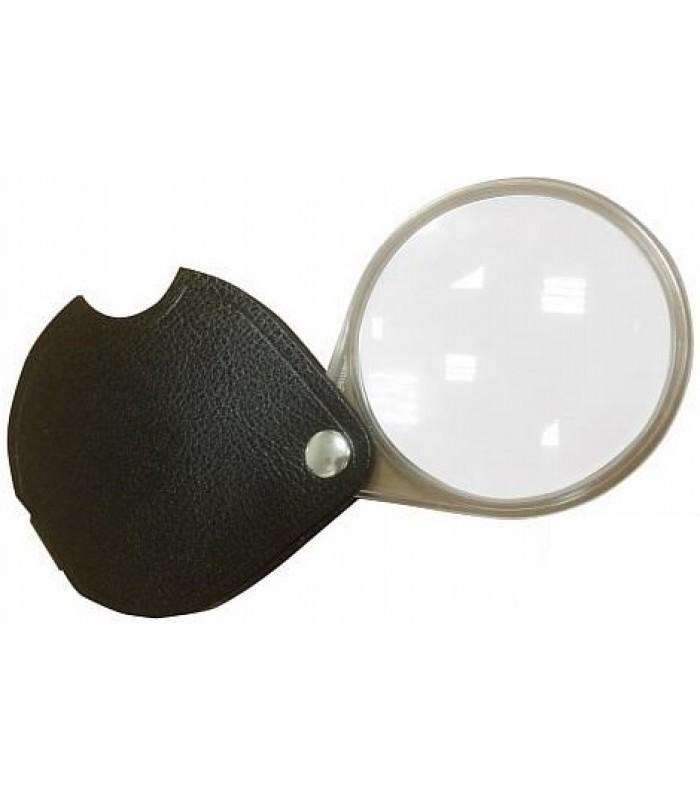 Лупа Folding magnifier 60 мм 10 диоптрий