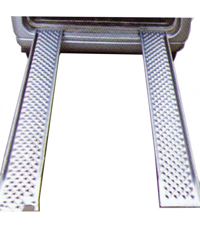 Перекатной пандус AR20-1,5М повышенной грузоподъемности