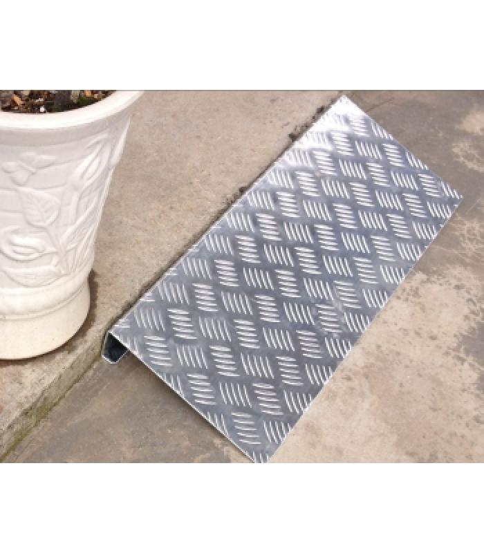 Перекатной пандус STR019-10, алюминиевый