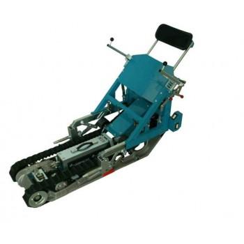 Лестничный подъемник гусеничный для инвалидов Stairmax