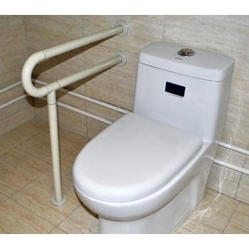 Поручень HS-030 U-образный для туалетов с креплением к полу