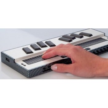 Тактильный дисплей Брайля Braillex Live