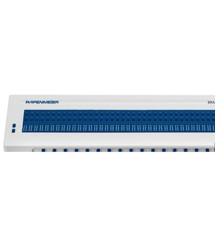 Тактильный дисплей Брайля Braillex EL 40c