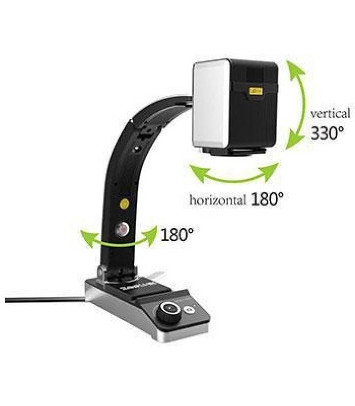 Портативный видеоувеличитель-камера Zoomax Mars HD