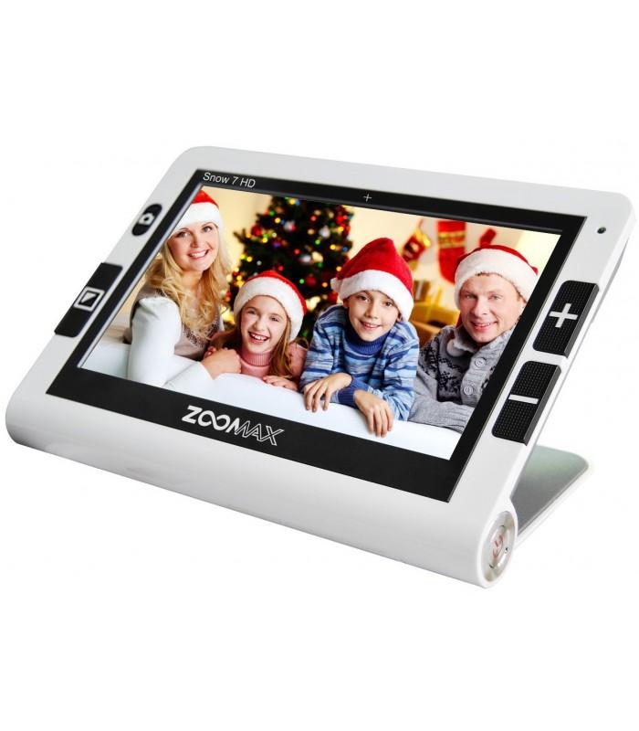ЭРВУ Snow 7 HD. Электронный ручной видеоувеличитель