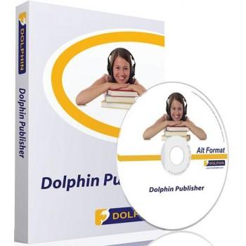 Dolphin Publisher - ПО для создания цифровых говорящих книг в формате DAISY. Некоммерческая лицензия