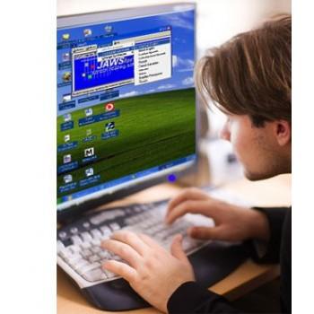 """Программное обеспечение экранного доступа """"Jaws for Windows Pro"""""""