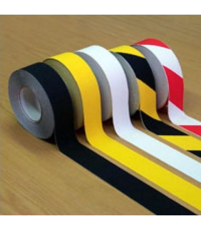 Противоскользящая лента для маркировки ступеней 25 мм