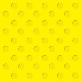 Тактильная плитка полиуретан конусы 500х500