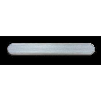 Алюминиевая направляющая тактильная полоса со штифтом