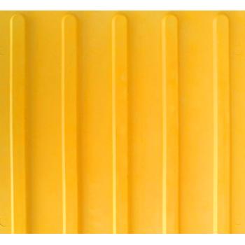 Тактильная плитка Полиуретан 300х300 - линии
