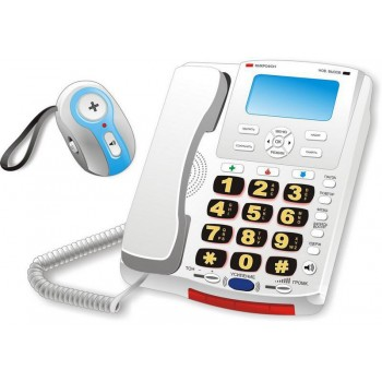 Телефон с усилением сигнала Вибрател-26