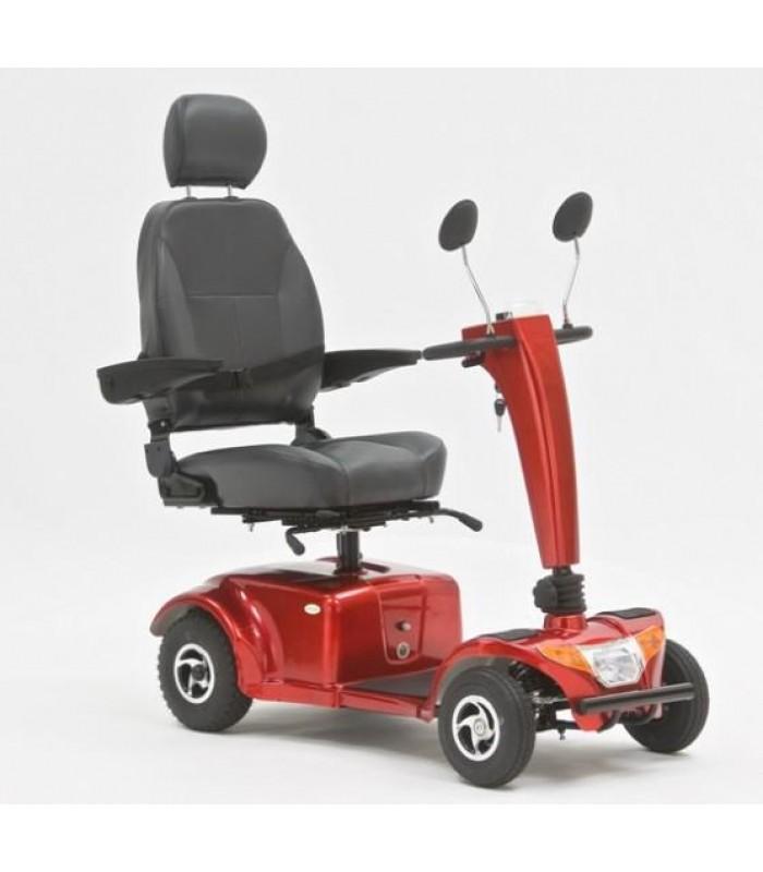 Кресло-коляска для инвалидов FS141 Скутер