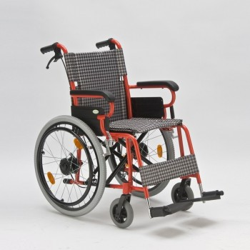 Алюминиевая кресло-коляска для инвалидов Armed FS872LH