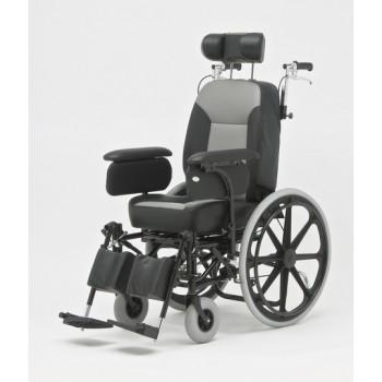 Кресло-коляска для инвалидов FS204BJQ повышенной грузоподъемности